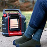 Mr. Heater F232000 MH9BX Buddy 4,000-9,000-BTU