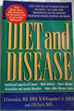 Diet and Disease, Emanuel Cheraskin and W. M. Ringsdorf, 0879836660