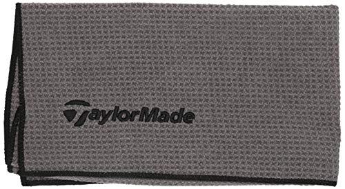 (TaylorMade Microfiber Cart Towel (Gray))