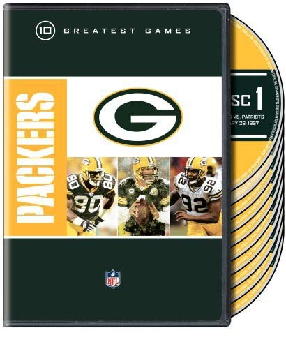 - NFL Greatest Games Series: Green Bay Packers Greatest Games