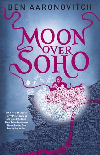 """Moon Over Soho (Rivers of London 2)"" av Ben Aaronovitch"