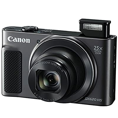 Canon PowerShot SX620 HS Digital Camera 32GB Memory Card, Point & Shoot Camera Case - Complete Bundle
