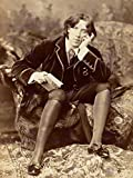 VINTAGE PHOTO OSCAR WILDE 12 X 16 INCH ART PRINT POSTER PICTURE HP2585