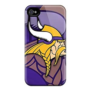 Special Design Back Minnesota Vikings Phone Case Cover For HTC One M8