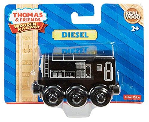 Fisher-Price Thomas the Train Wooden Railway Diesel