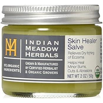Amazon Com Indian Meadow Herbals Salve Skin Healer 2 Oz
