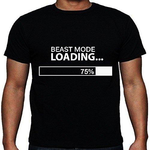 Beast Mode-Laden-T-Shirt