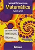 capa de Manual Compacto De Matematica. Ensino Medio