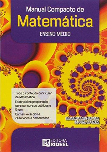 Manual Compacto de Matemática - Ensino Médio