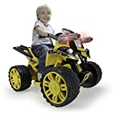 Robbie Toys Injusa 76109 12 V Transformers the Beast Quad Toy
