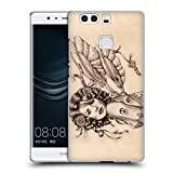 Official Brigid Ashwood Unlocked Steampunk Hard Back Case for Huawei Mate 8 / Ascend Mate8