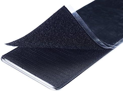 /Quasi invisibile baytronic Velcro di Fissaggio Set per tutte le auto della targa di immatricolazione/ fissaggio senza targa telaio e viti