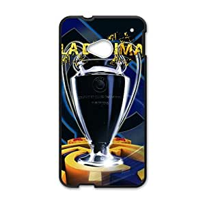 Happy lAdECIMA crystal trophy Cell Phone Case for HTC One M7