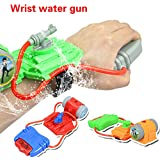 JERN Funny Wrist Water Gun (Orange)