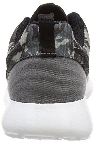 Unisex GS Grau Grau Roshe One anthracite Nike cl Schuhe Print Dark Schwarz Grau BCwqndU