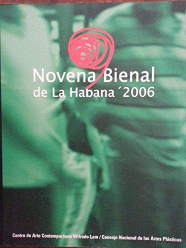 Novena Bienal De La Habana.2006.dinamicas De La Cultura Urbana.