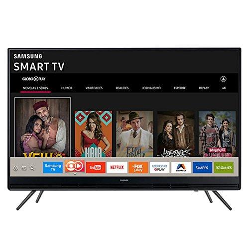 Samsung UN40K5300 - TV LED 40´´ SMART TV Wide FULL HD 2HDMI/1USB Preto