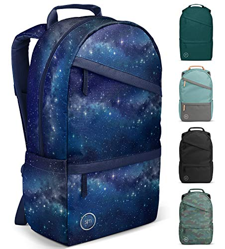 Simple Modern Legacy Backpack with Laptop Compartment, Milky Way, 25 Liter