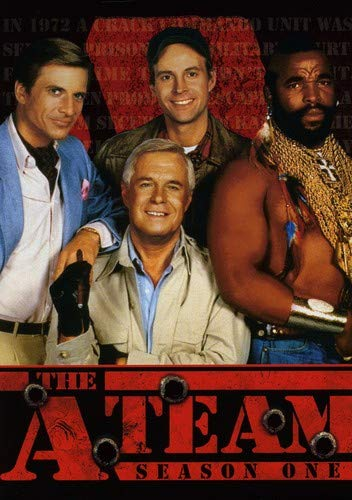 The A-Team: Season 1 by Universal Studios Home Entertainment