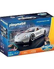 Playmobil - Playmobil The Movie Rex Dasher Porsche Mission E - 70078