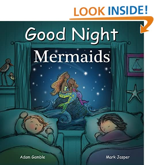 Good Night Mermaids Our World