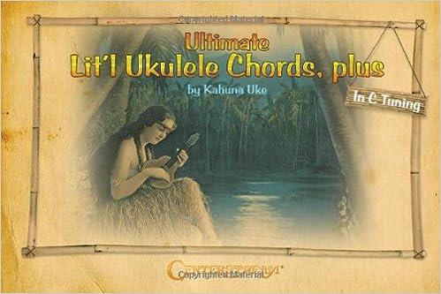 Amazon Ultimate Litl Ukulele Chords Plus 0884088508975