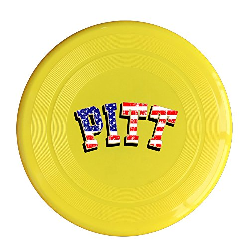 AOLM PITT Outdoor Game Frisbee Flying Discs Yellow