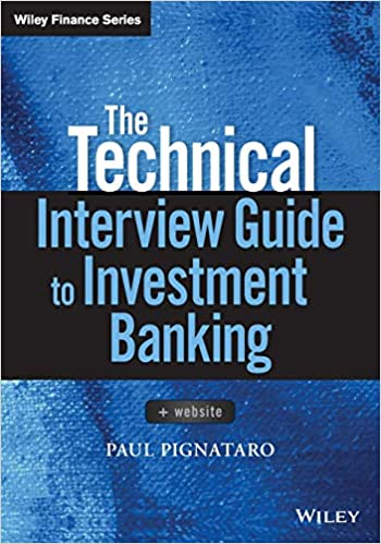 amazon the technical interview guide to investment banking