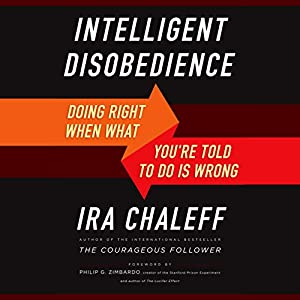 Intelligent Disobedience Audiobook
