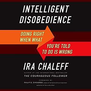 Intelligent Disobedience Audiobook