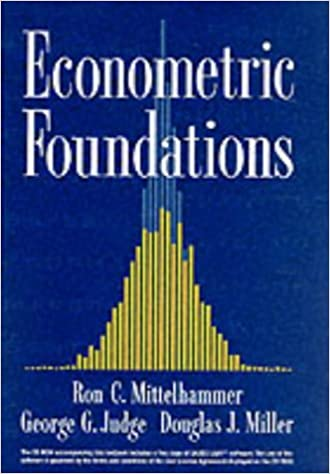 Econometric Foundations Pack with CD-ROM by Ron C ...