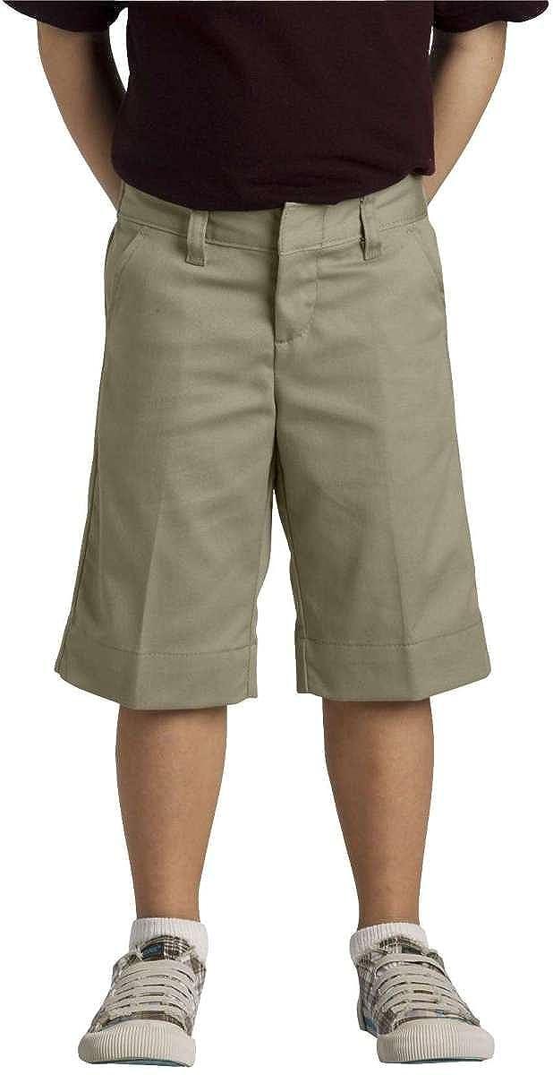 Khaki;16.5 Dickies KR014KH Girls Bermuda Short