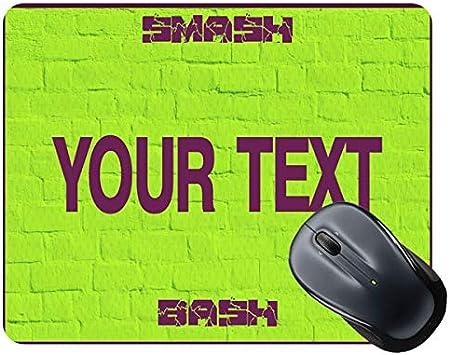 Maximum Effort Mouse Pad BRGiftShop Customize Your Own Superhero Series