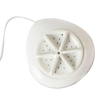 Amazon.com: Fan-Ling - Lavadora portátil, máquina de lavado ...