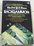 The New York Times Book of Backgammon, James Jacoby and Mary Z. Jacoby, 0452252482