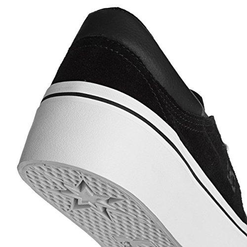 white Mujer Shoes Zapatos Trase Platform Black Adjs300187 Se Dc Para RzgaqPwYgx