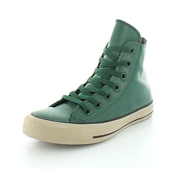 zapatillas converse mujer verde