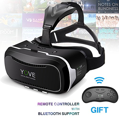 Headset Virtual Reality Adjustable Smartphone product image