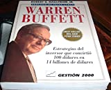 img - for Warren Buffett: Estrategias del hombre que convirti  100 d  lares en 14 billones de d  lares book / textbook / text book