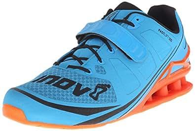 inov-8 Men's FastLift? 325 Blue/Grey/Orange Sneaker UK 13 (US Men's 14) M