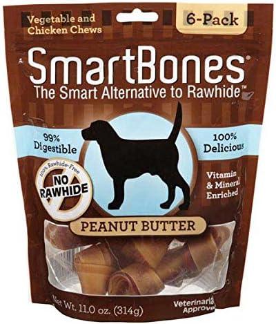 Smartbone Dog Supplies Smart Bone Chicken Large Bone 3Pk