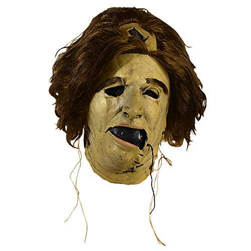 Grandma Leatherface Texas Chainsaw Massacre Killing 1974 Men's Costume Mask - Texas Chainsaw Massacre 1974 Costume