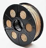 Hackka 1.75mm 1KG Wood PLA 3D Printing Filament