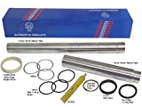 BMW 11-14-1-439-975 N62 V8 Collapsible Coolant Water Transfer Pipe Kit Stainless