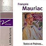 François Mauriac : Textes et Poèmes | François Mauriac