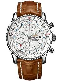 Navitimer World GMT Mens Watch A2432212/G571