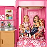 Barbie Pop-Up Camper Transforms into 3-Story Play