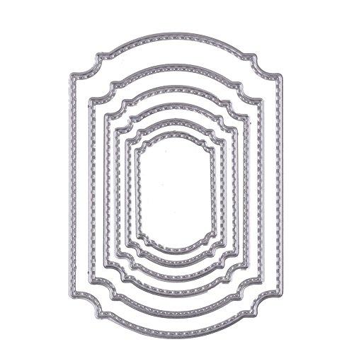 - DECORA Metal Cutting Dies Stencil Album Paper Card Scrapbook Embossing DIY Craft Decoration