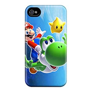 YSE37345OIyc Cases Covers Mario And Yoshi Iphone 6 Protective Cases