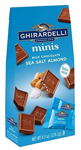 Ghirardelli Minis Pouch Chocolate Almond